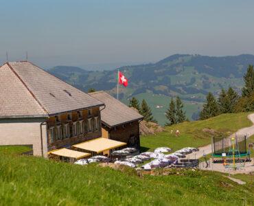 Scheidegg Berggasthaus Sommer