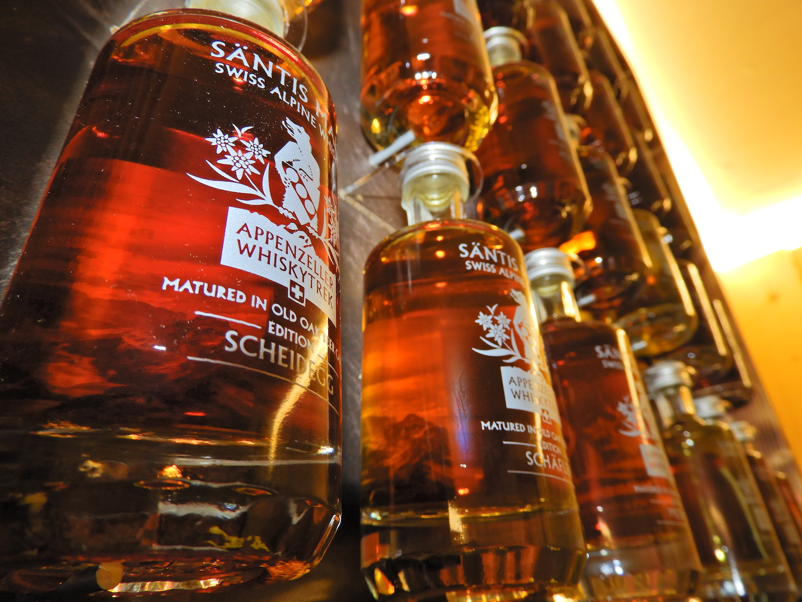 Whiskytrek Säntis Malt