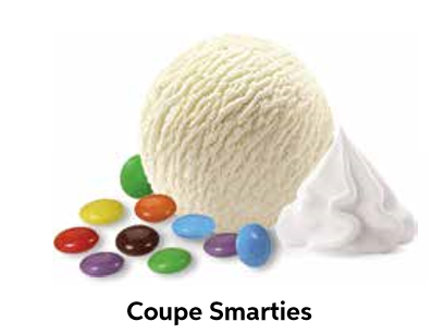 Coupe Smarties